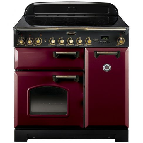 Rangemaster CDL90ECCY/B Range Cooker