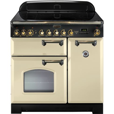 Rangemaster CDL90EICR/B Range Cooker