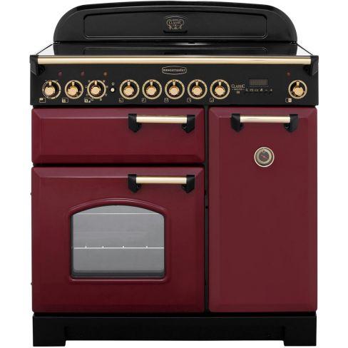 Rangemaster CDL90EICY/B Range Cooker