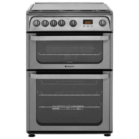Hotpoint HUG61X Oven/Cooker