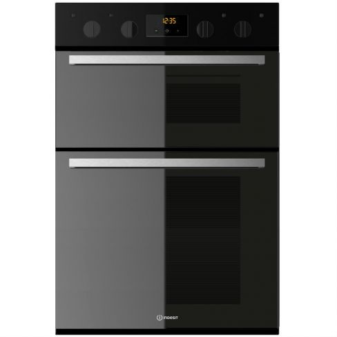 Indesit IDD6340BL Oven/Cooker
