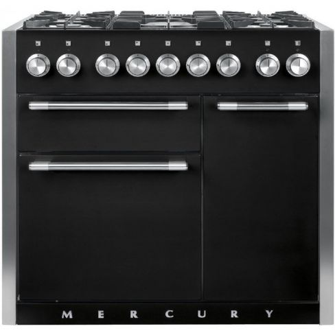 Mercury Home Del Only MCY1000DFAB Range Cooker