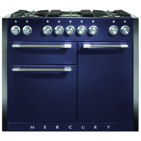 Mercury Home Del Only MCY1082DFBB Range Cooker
