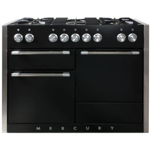 Mercury Home Del Only MCY1200DFAB Range Cooker