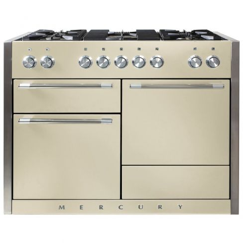 Mercury Home Del Only MCY1200DFOY Range Cooker