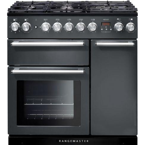 Rangemaster NEX90DFFSL/C Range Cooker