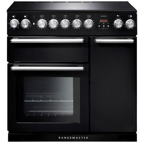 Rangemaster NEX90EIBL/C Range Cooker
