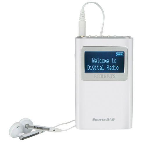 Roberts-Radio SPORTSDAB5 Radio