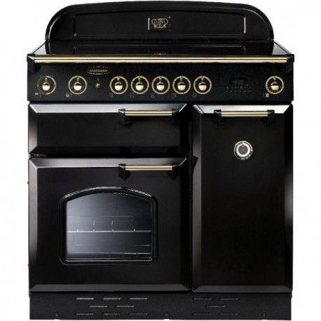 Rangemaster CDL90ECBL/B Range Cooker