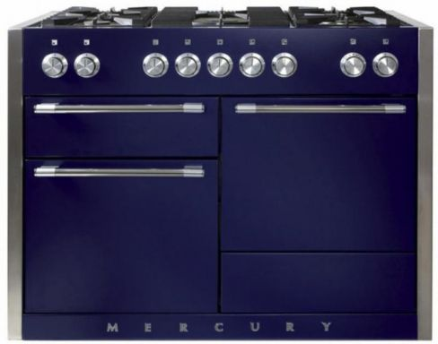 Mercury Home Del Only MCY1200DFBB Range Cooker