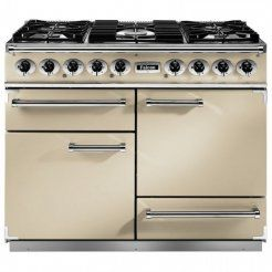 Falcon F1092DXDFCR-BM Range Cooker