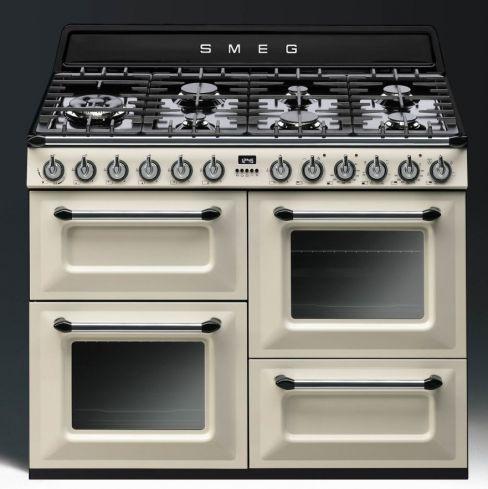 Smeg TR4110P1 Range Cooker