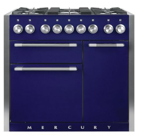 Mercury Home Del Only MCY1000DFBB Range Cooker