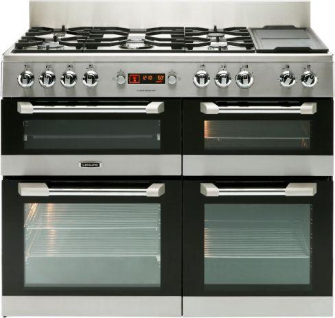 Leisure CS110F722X Range Cooker