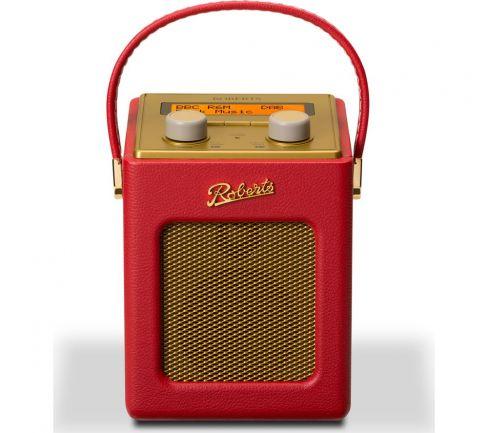Roberts-Radio MINI-REVIVAL-RED Radio