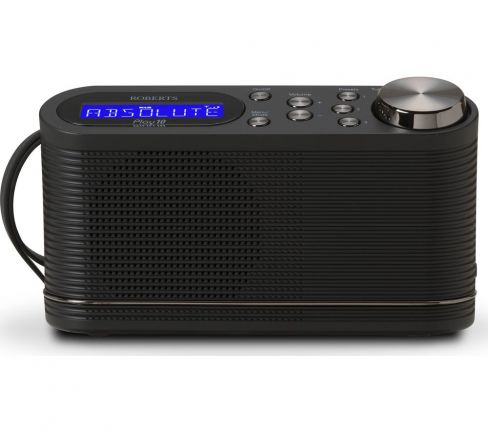 Roberts-Radio PLAY10-BLK Radio