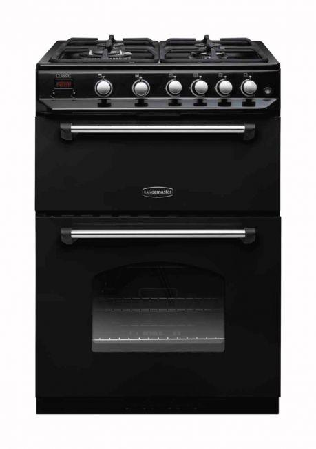 Rangemaster CLAS60NGFBL/C Oven/Cooker