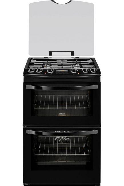 Zanussi ZCK68300B Oven/Cooker