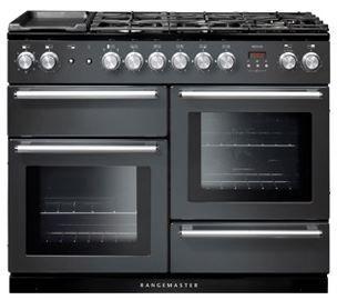 Rangemaster NEX110DFFSL-C Range Cooker