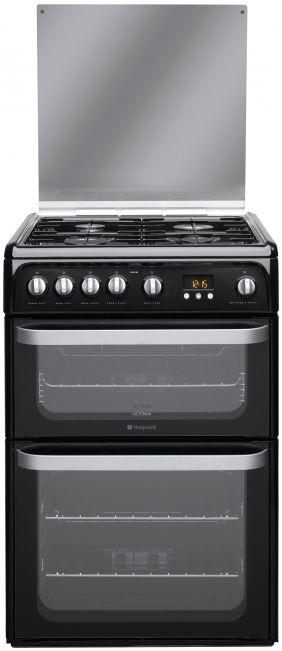Hotpoint HUG61K Oven/Cooker
