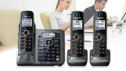 Panasonic-telephones