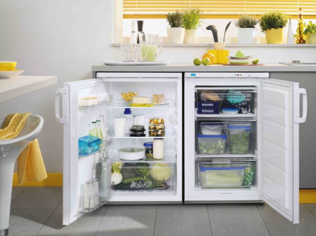 Fridges and freezers at CARTERS