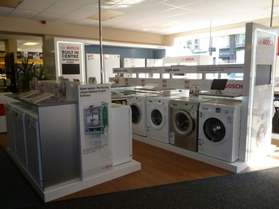 Washing Machines and more at Carters