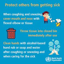 Covid19-coronavirus precautions