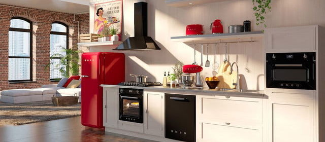 Kitchen appliances from Carters