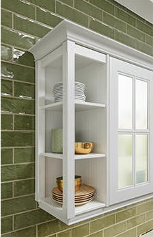 country kitchens wall units