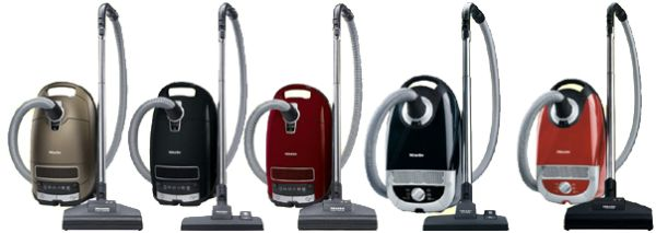Features Of Miele Vacuum Cleaners