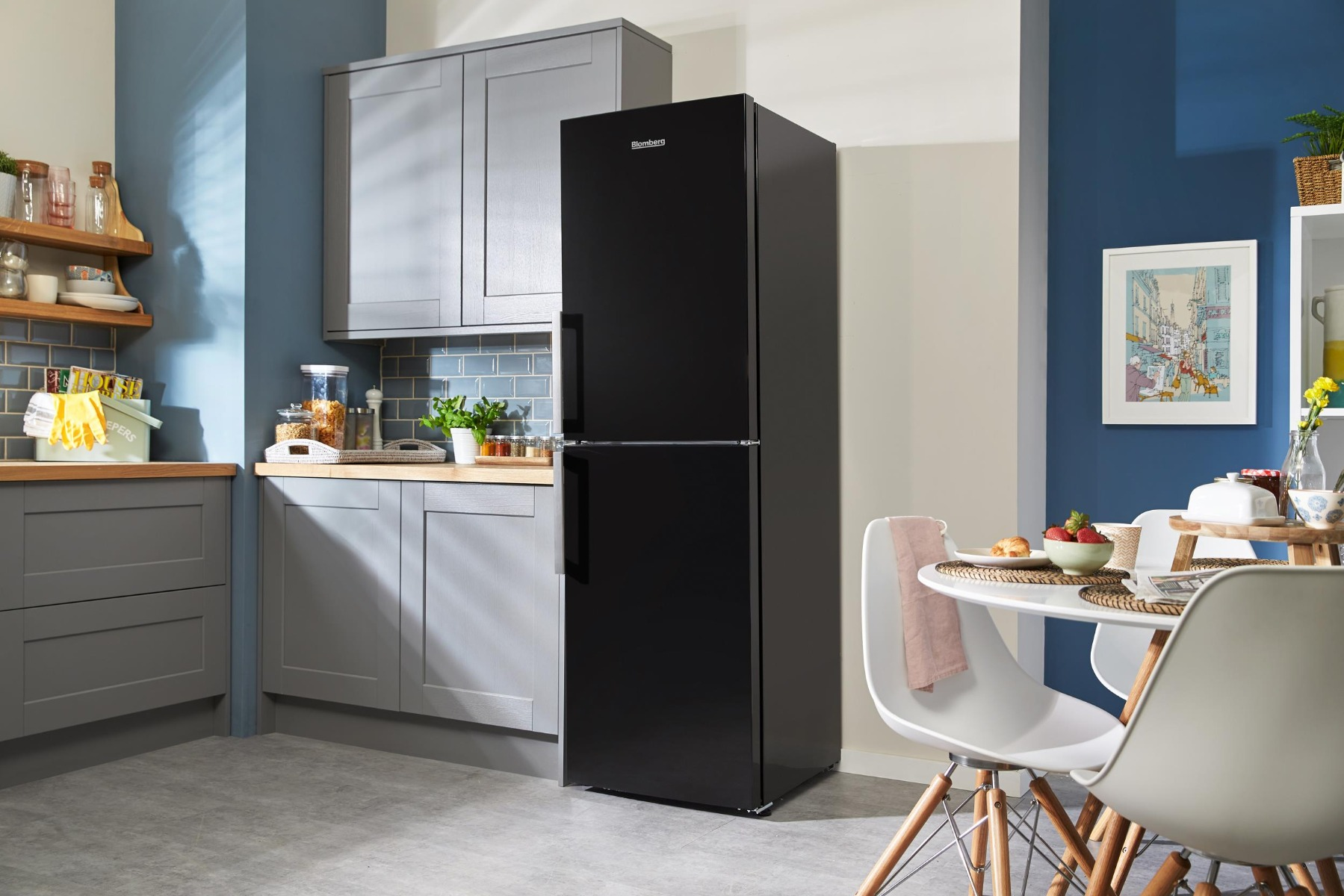 Blomberg Fridge Freezer