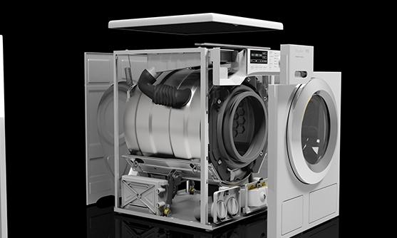 Miele Washing Machine >> Miele Wdd025 Washing Machine